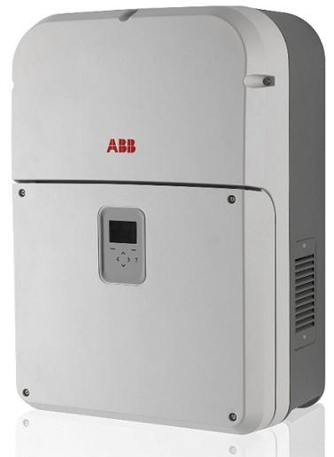 ABB Commercial Solar Inverter
