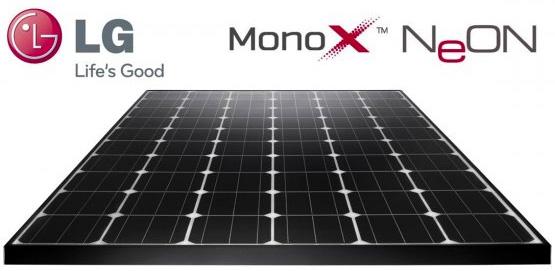 LG Solar Panels Australia