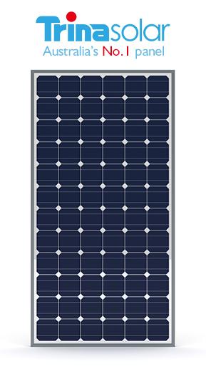 Top Commercial Solar Panel Supplier Trina Solar