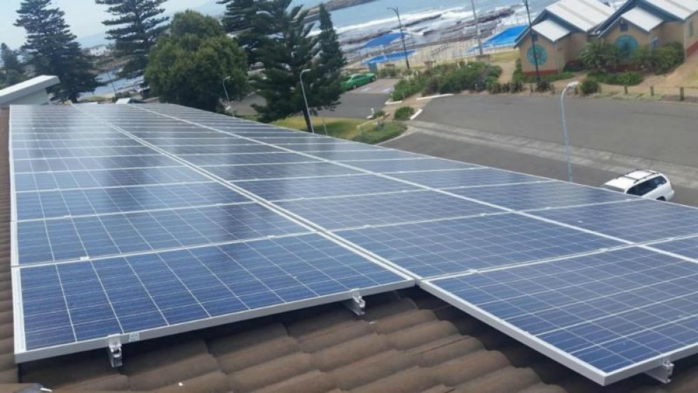 Commercial Solar Power Project in Olympic Takeaway NSW