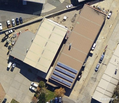 Commercial Solar Installation Project in Avant-Garde Kitchens NSW