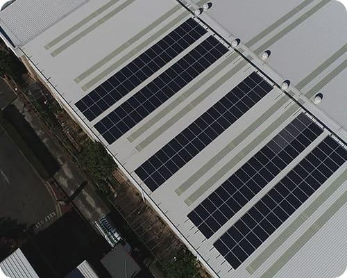 Commercial Solar Project Sandhurst Fine Foods Australia