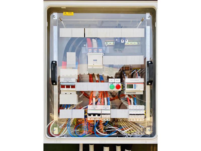 Commercial Solar Power Project Griffith Hospital Australia
