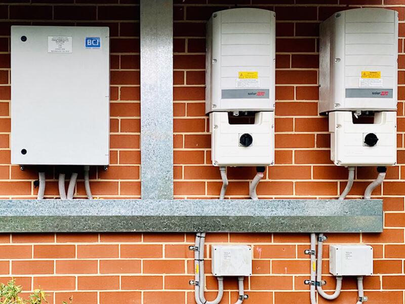 Commercial Solar Project Griffith Hospital Australia