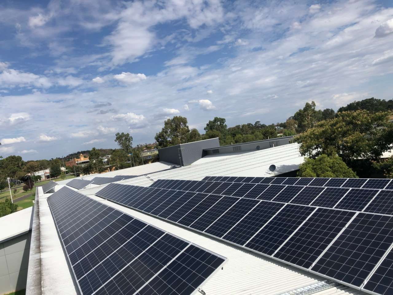 Top Commercial Solar Installer Project Junee Hospital Australia