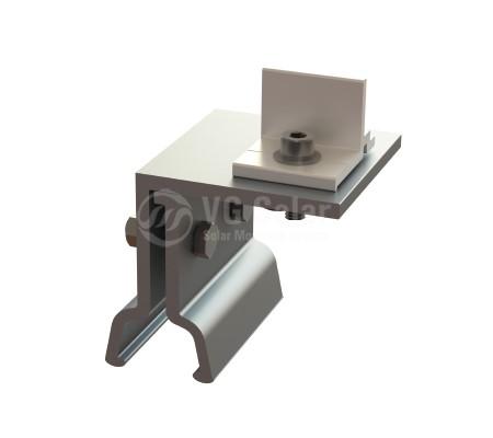 Aluminum Solar Panel Mounting System VIC